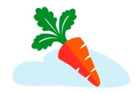 Onze wortel heeft meer smaak. Weet je waarom?