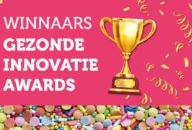 Winnaar Gezonde Innovatie Award